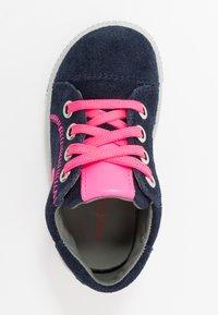 Superfit - MOPPY - Vysoké tenisky - blau/rosa - 1