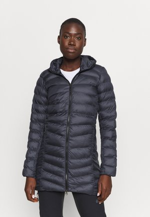 SIGHT STORM HOODIE  - Winter coat - ebony