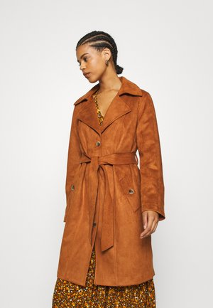 VIMARLEY TRENCHCOAT - Trench - mocha bisque