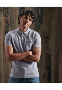 Superdry - Polo shirt - grey - 1