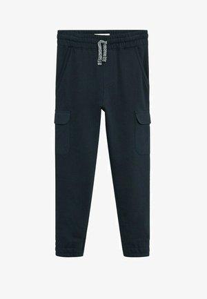 MARIO8 - Cargo trousers - donkermarine