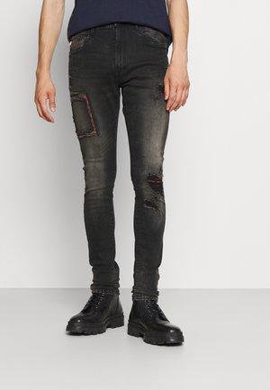 SAVAGE - Jeans Skinny Fit - vintage black