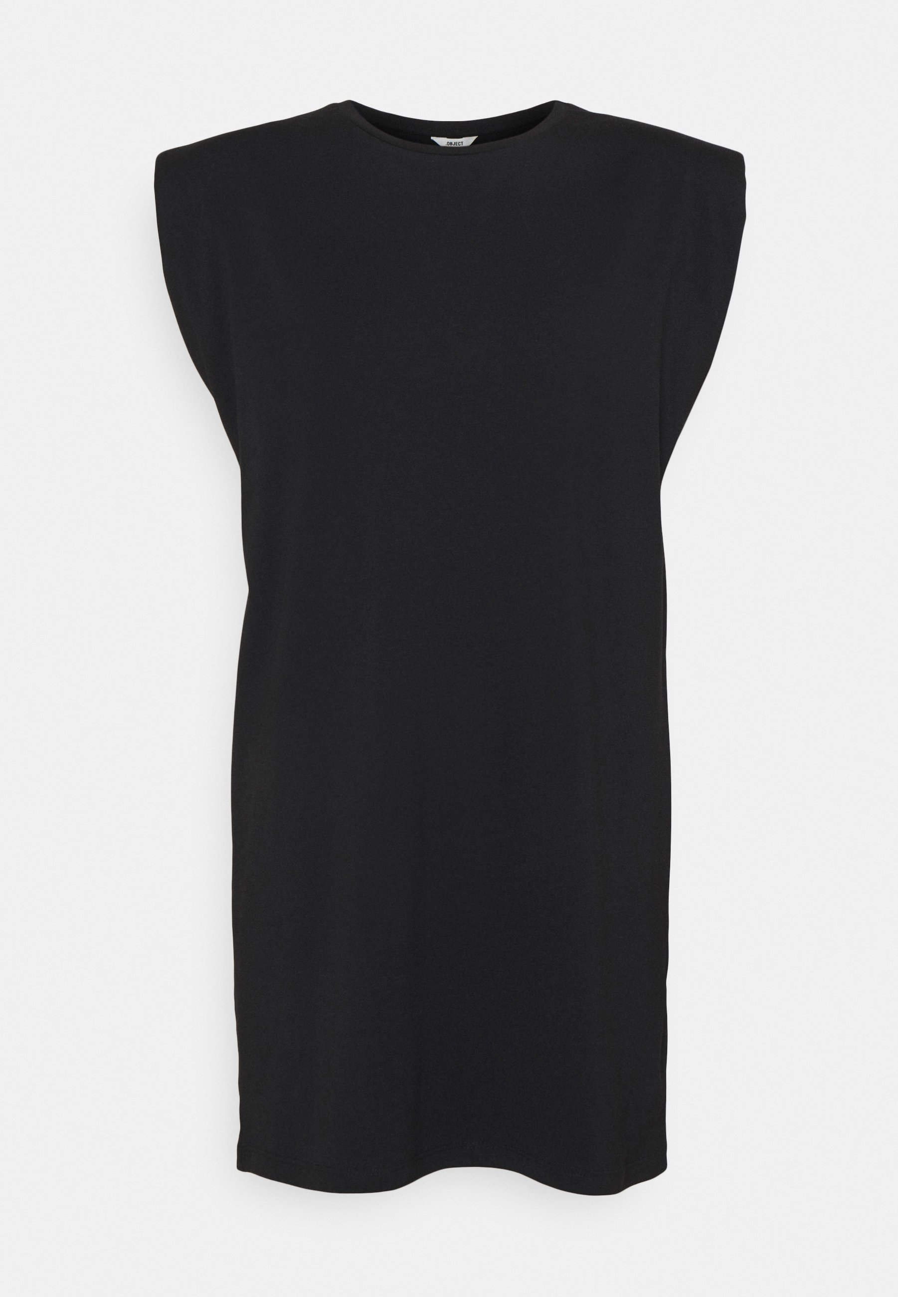 Women OBJSTEPHANIE JEANETTE - Jersey dress