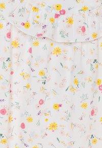 Petit Bateau - Pijama de bebé - marshmallow/multicolor - 2