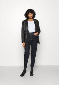 Abrand Jeans - HIGH - Slim fit jeans - mercury - 1