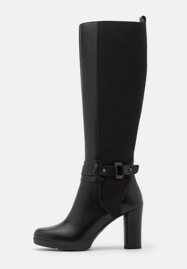 ANYLLA - High heeled boots - black