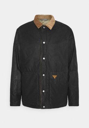 COACH JACKET - Summer jacket - olive