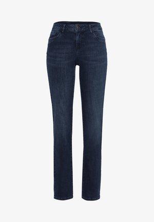 Straight leg jeans - blue grey wash
