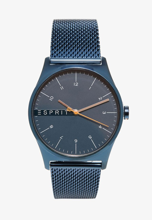 Watch - blue colored