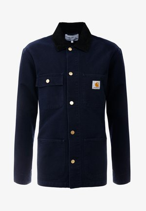 MICHIGAN COAT DEARBORN - Summer jacket - dark navy rinsed
