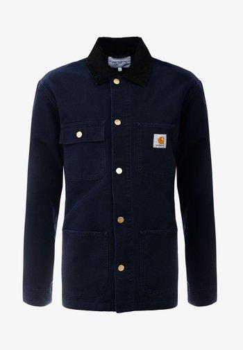 MICHIGAN COAT DEARBORN - Summer jacket - dark navy rinsed