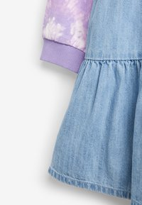 Next - Denim dress - blue