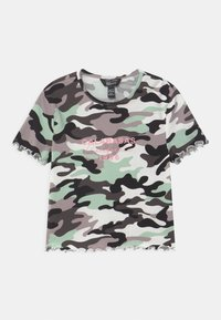 New Look 915 Generation - CAMO CALABASA - Print T-shirt - khaki - 0