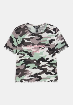 CAMO CALABASA - T-shirts print - khaki