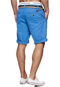 INDICODE JEANS - CASUAL FIT - Shorts - lightblue - 3