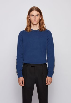 MORFEO - Jumper - dark blue