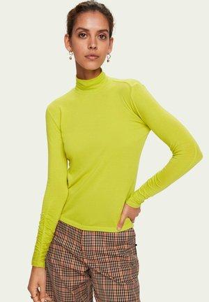 Longsleeve - neon yellow