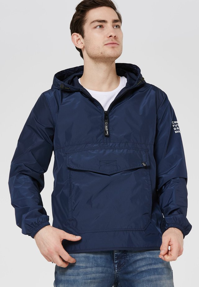KNOX-VILLE - Windbreaker - middle blue