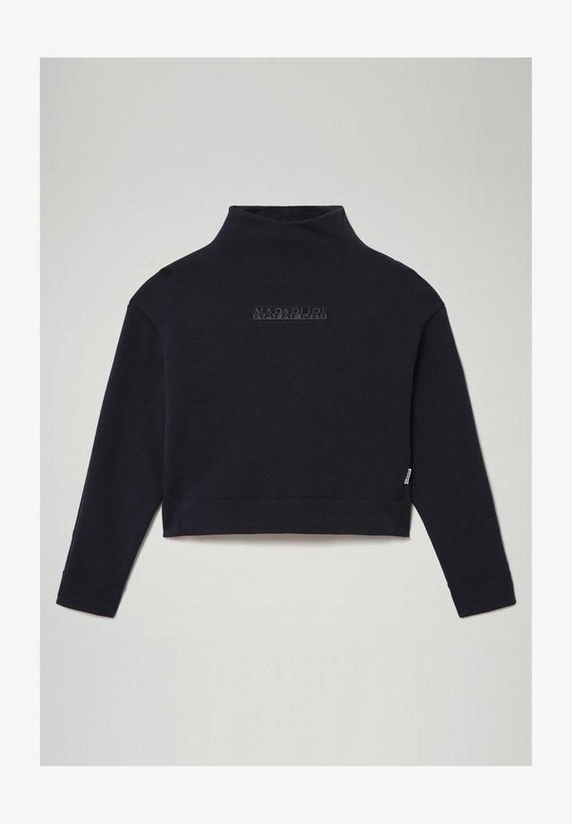 B-OODI - Sweatshirt - blu marine