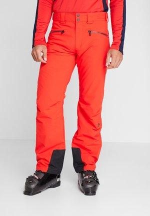 TRUULI  - Snow pants - racing red