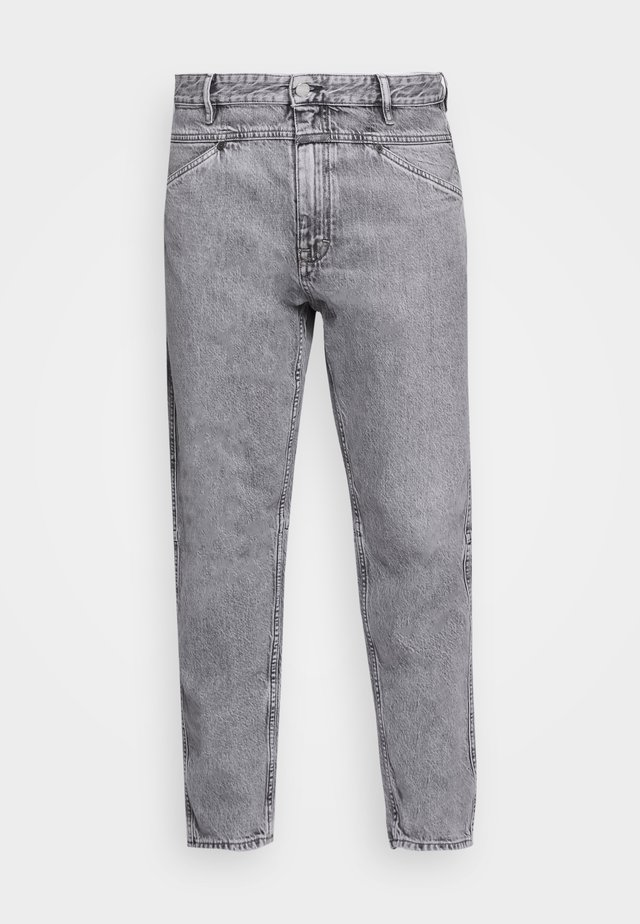 LENT TAPERED - Jeans Tapered Fit - light grey