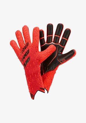 Predator Pro Inflight - Goalkeeping gloves - rotschwarz