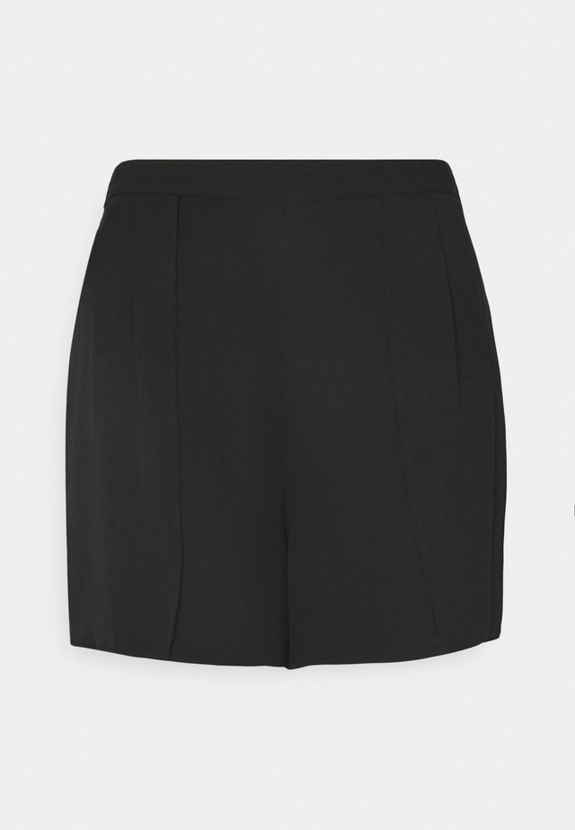 SHORT PANT - Kraťasy - black