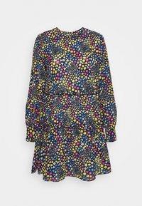 JDYLEA SHORT DRESS  - Day dress - black/multicolor