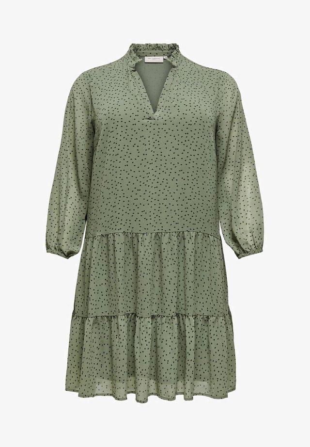 Sukienka letnia - chinois green