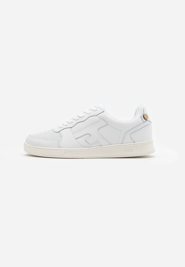 HAZEL BASKETS UNISEX - Sneakers laag - white