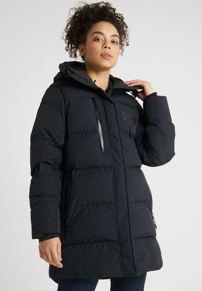 Helly Hansen - ADORE PUFFY - Winter coat - black