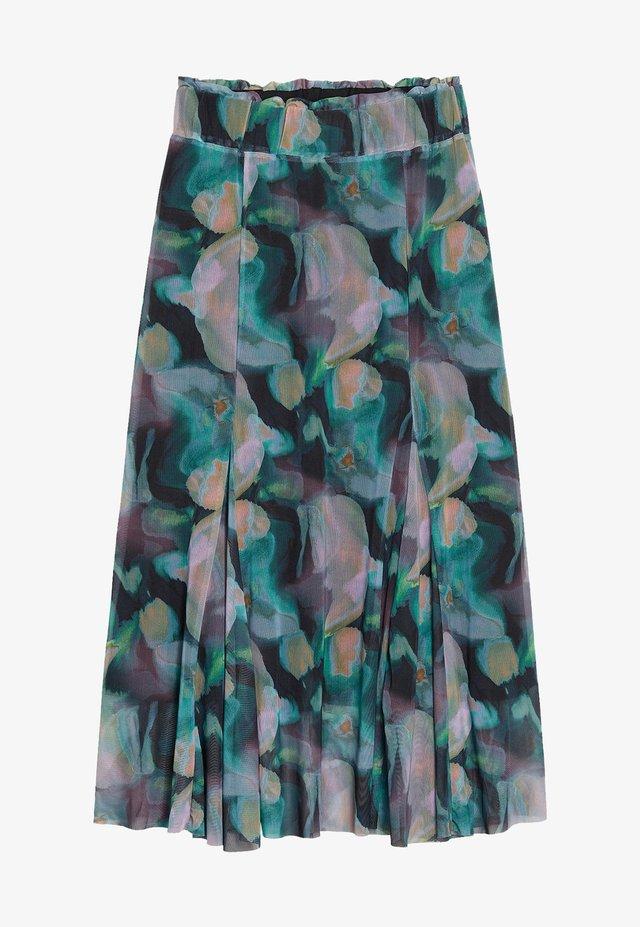 A-line skirt - cascade