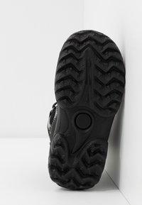 Superfit - SNOWCAT - Zimní obuv - schwarz/grau - 4