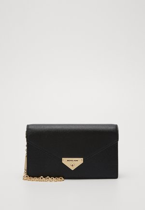 GRACEMD ENVELOPE CLUTCH - Psaníčko - black