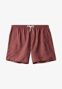 Calzedonia - Swimming shorts - cinnamon red - 3