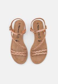 Tamaris - Sandals - copper - 5
