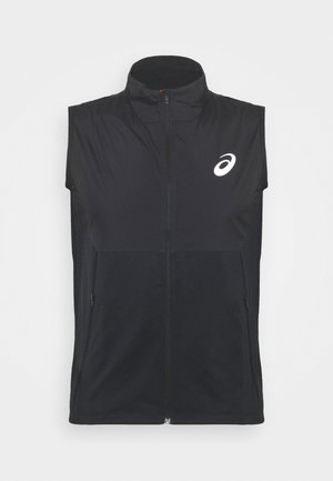FUTURE TOKYOVEST - Waistcoat - performance black