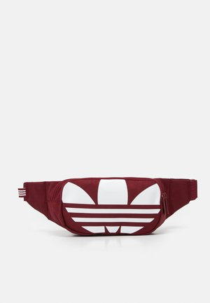 ESSENTIAL WAIST UNISEX - Bum bag - bordeaux