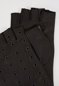 KARL LAGERFELD - Fingerless gloves - black - 3