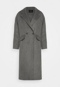 Steffen Schraut - LUXURY WEEKEND COAT - Classic coat - medium grey - 0