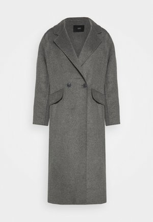 LUXURY WEEKEND COAT - Villakangastakki - medium grey