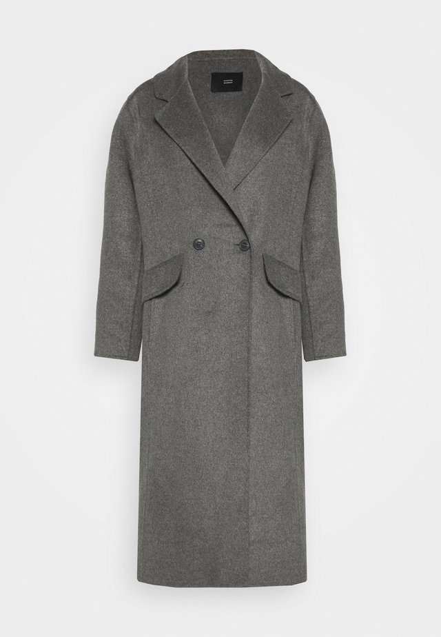 LUXURY WEEKEND COAT - Classic coat - medium grey