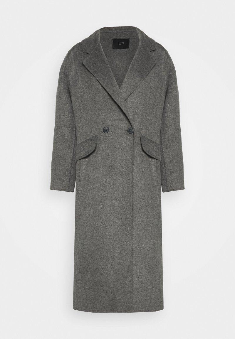 Steffen Schraut - LUXURY WEEKEND COAT - Classic coat - medium grey