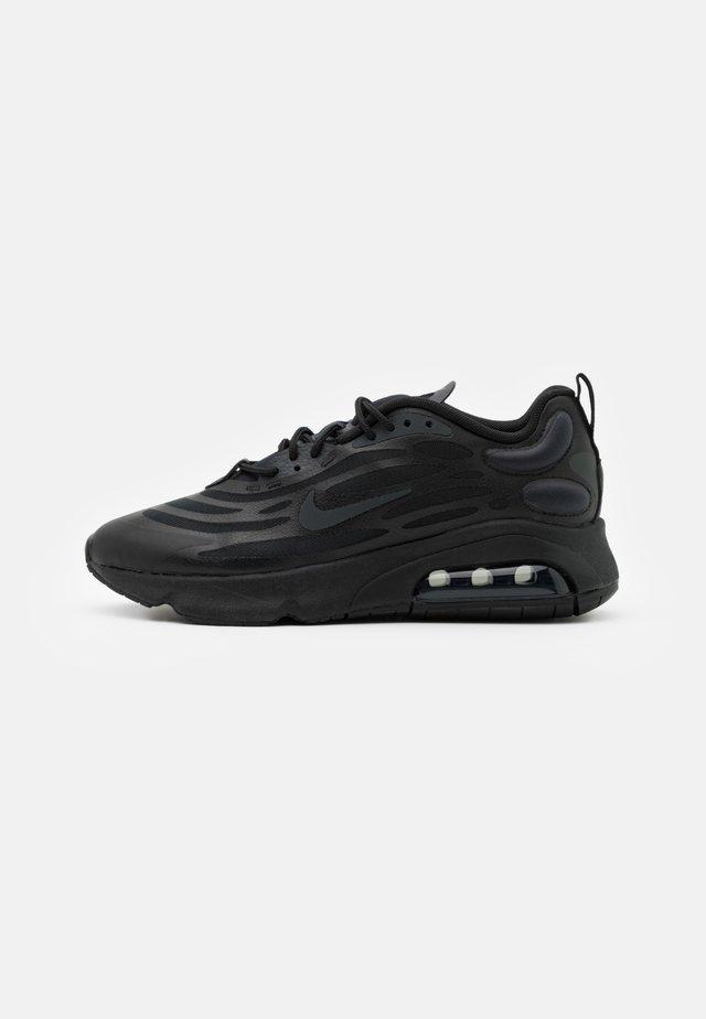 AIR MAX EXOSENSE UNISEX - Sneakersy niskie - black/anthracite/dark smoke grey/smoke grey