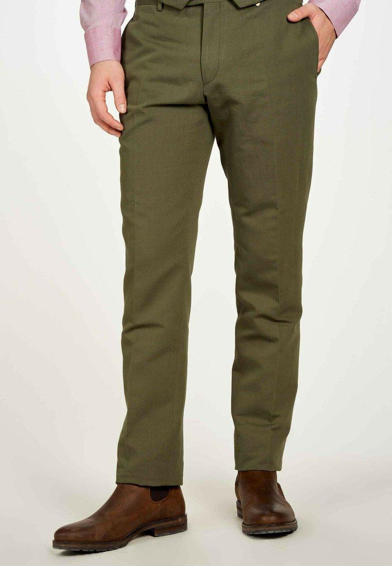 MDB IMPECCABLE - Trousers - khaki