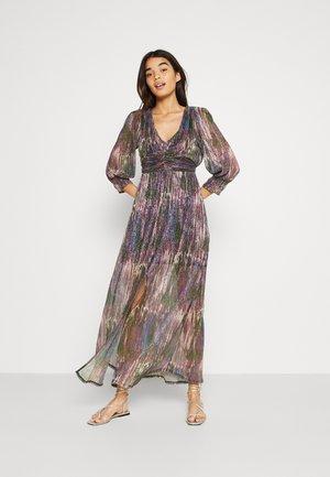 KECHMARA - Robe longue - multicolore