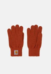 Carhartt WIP - WATCH GLOVES UNISEX - Gloves - cinnamon - 0