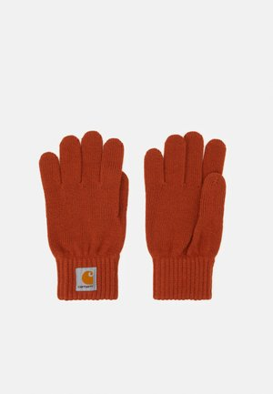 WATCH GLOVES UNISEX - Rukavice - cinnamon