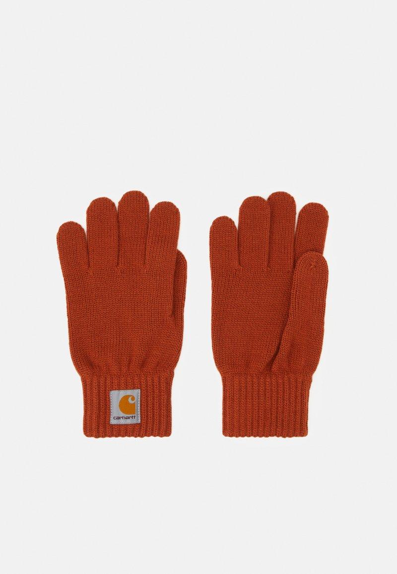 Carhartt WIP - WATCH GLOVES UNISEX - Gloves - cinnamon