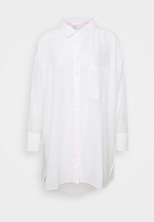 NIGHTIE - Nightie - white